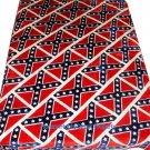 QUEEN KOREAN style MINK Rebel Flag blanket NEW!