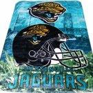 New NFL Jacksonville Jaguars Plush Mink Blanket Twin - Full