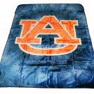 New Auburn Tigers NCAA football Plush Mink Blanket Twin - Full