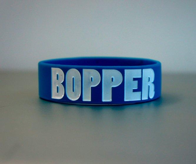 BOPPER WSH Wristband - Blue