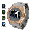 Globalist - Elegant Quad Band Touchscreen Cellphone Watch