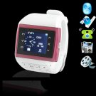 Lady Jaguar - Quad Band Touchscreen Mobile Phone Watch + Keypad