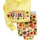 BabyGap sleepwear (Floral)