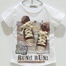 Ossi 3D Shoe Strap T-Shirt