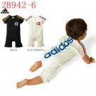 Adidas Baby Romper (White)