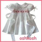 OSHKOSH Embroidery Dress