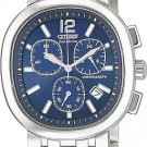 Citizen AT0020-58L San Remo Chronograph Blue Dial Men's