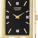 Citizen BB0422-53G Dress Bracelet Diamond Set Dial Men's
