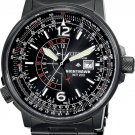 Citizen BJ7005-59E Eco-Drive NightHawk Black Dial Men's