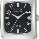Citizen BM0770-03E Eco-Drive Black Strap Black Dial Men's