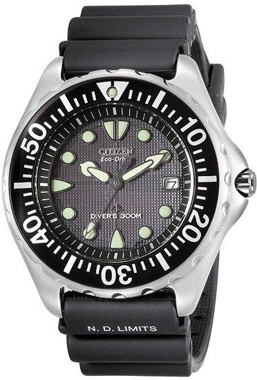 Citizen BN0000-04H Eco-Drive Profesional Diver 300M Strap - Replaced Model AP0440-06H Men's