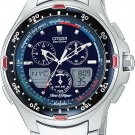 Citizen JR4000-55L Eco Drive Sailhawk Yacht Timer Men's