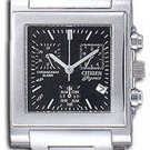 Citizen QA3310-53E 'Signature' Dress Chronograph Men's