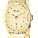 Citizen EK2902-55P Gold Tone Ladies
