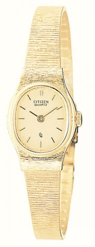 Citizen EK2902-55P Gold Tone Ladies