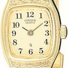 Citizen EK2932-54Q Bracelet Gold Tone Ladies