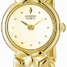 Citizen EK4652-50P Gold Tone Ladies