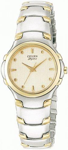 Citizen EK6764-55P Signature Two Tone Stainless Ladies