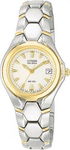 Citizen EW0154-53P Eco-Drive Stainless Two Tone Ladies