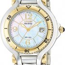 Citizen EW0584-54D Aviara Eco-Drive Two Tone Mother of Pearl Ladies