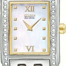 Citizen EW8084-53D Eco-Drive Palidoro Two Tone Ladies