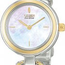 Citizen EW8354-51D Eco-Drive Silhouette Two Tone Ladies