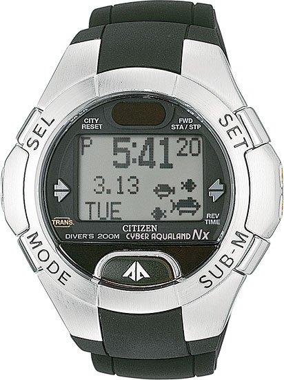 Citizen MG1010-08E Cyber Aqualand NX Men's