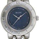 Bulova 96L30 Bracelet Blue Dial Ladies