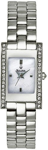 Bulova 96L83 Dress Bracelet Ladies