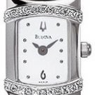 Bulova 96R06 Diamond Bezel Ladies