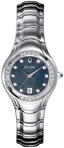 Bulova 96R20 Maestro Diamond Mother of Pearl Bracelet Ladies