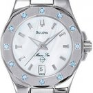 Bulova 96R23 Mother of Pearl Marine Star with Sapphires Ladies