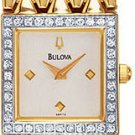 Bulova 98R72 Diamond Bezel Ladies