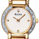 Bulova 98R76 Diamond Bracelet Ladies