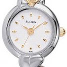 Bulova 98T42 Two Tone Ladies