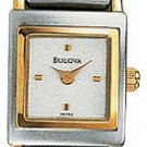 Bulova 98T53 Stainless Steel tone Ladies