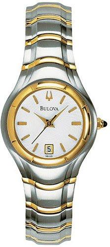 Bulova 98U25 Bracelet Two Tone Ladies