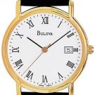 Bulova 97B13 Leather Strap Men's