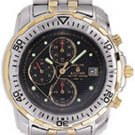 Bulova 98G54 Motion Quartz Chronograph Stainless Steel Men's