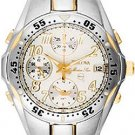 Bulova 98G82 Chronograph Alarm Stainless Steel Men's