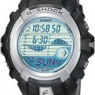 Casio GL160-8 G-Shock Glide Black Strap Men's