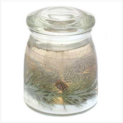 PINE GEL CANDLE