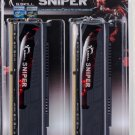 G.SKILL Sniper Low Voltage Series 8GB (2 x 4GB) DDR3 1600 (PC3 12800) Desktop Memory