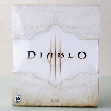 Diablo III: Collector's Edition (PC Game)