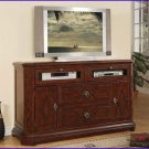 ACME Entertainment Furniture Carlton 50 inch Cherry TV Stand ACME-0647