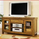 ACME Entertainment Furniture Morrison 60 inch Oak TV Stand ACME-11898