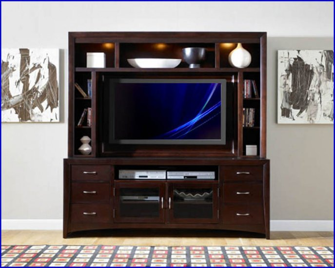liberty furniture new generation 52 inch merlot entertainment center lf 940 ent. Black Bedroom Furniture Sets. Home Design Ideas