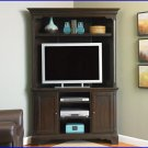 Liberty Furniture Carriage House 45 Inch Cherry Wood TV Corner Entertainment Center LF-773-CENT