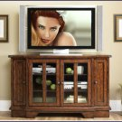Liberty Furniture Cabin Fever Classic 60 Inch Oak Wood TV Stand Console LF-121-TV60