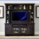 Liberty Furniture Piedmont 52 Inch Dark Mocha Wood TV Entertainment Center LF-955-ENT